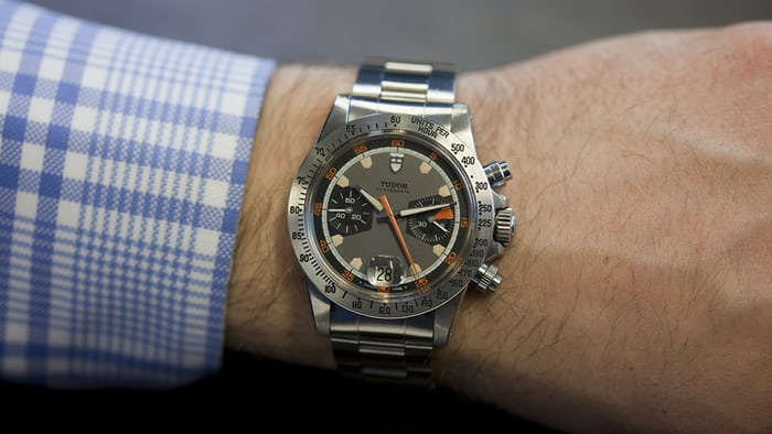 Inside The Archives Of The Tudor Watch Company