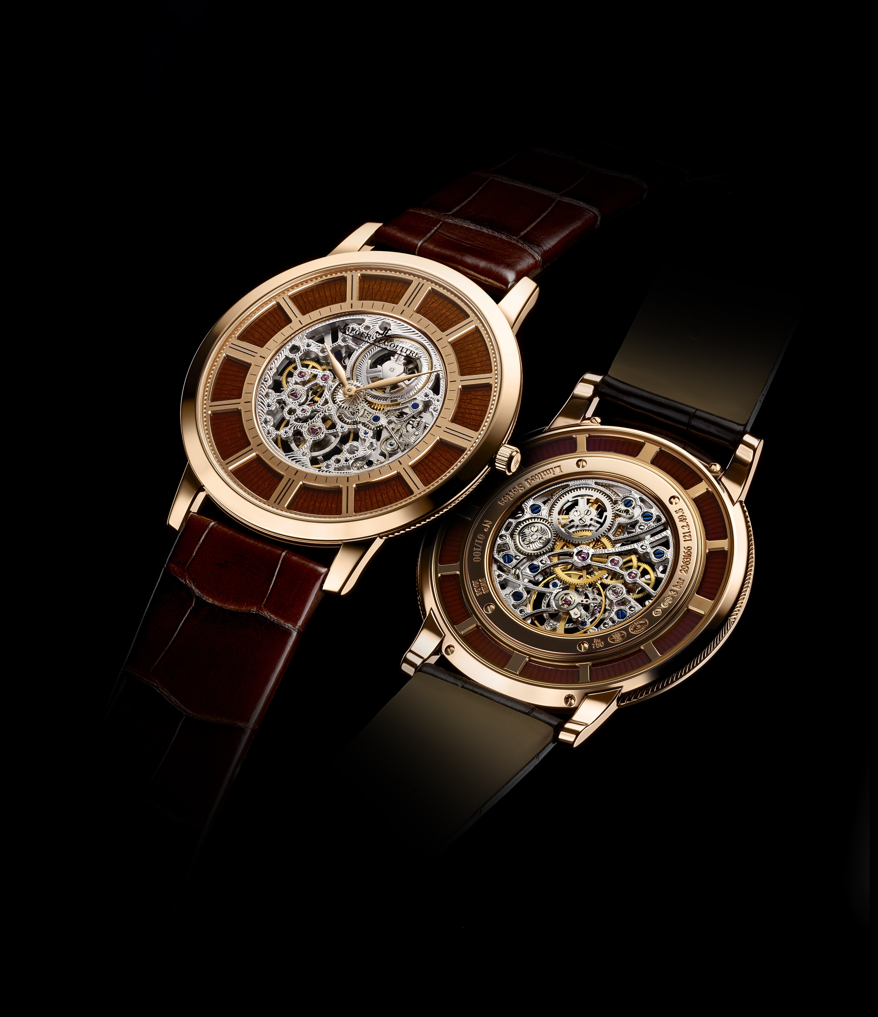 Jaeger LeCoultre Launches The Record Challenging Master ...