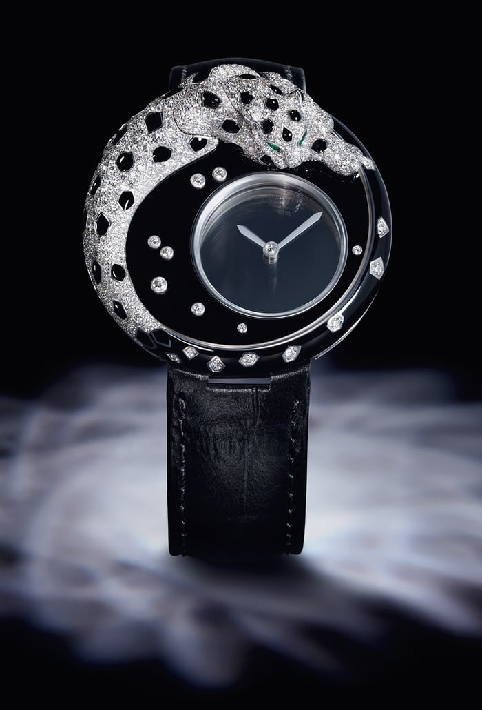 cartier mystery dial panther sihh 2016