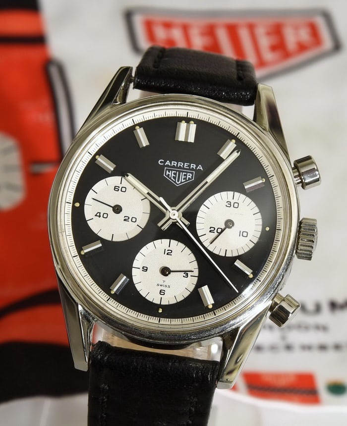 Heuer Carrera Reference 2447 NS