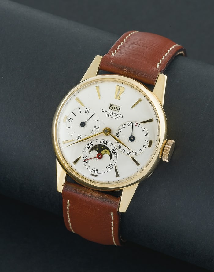 Universal Geneve Reference 21316