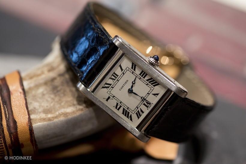 Ralph Lauren's Personal Cartier