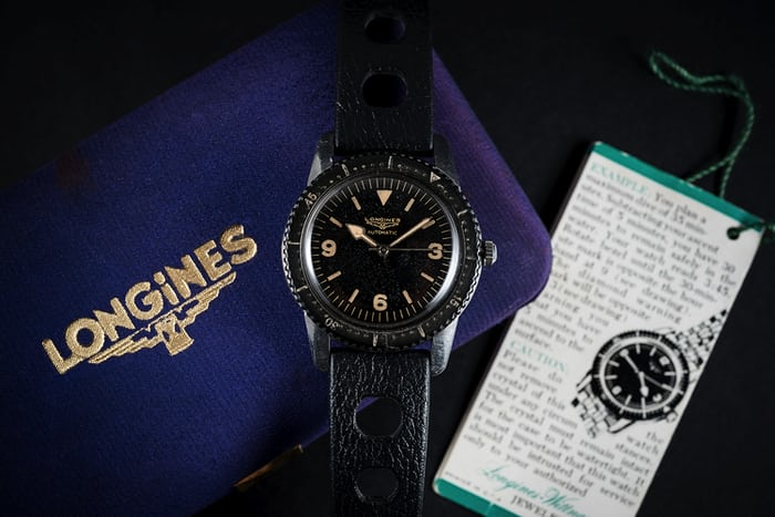 Longines Skin Diver Reference 6921