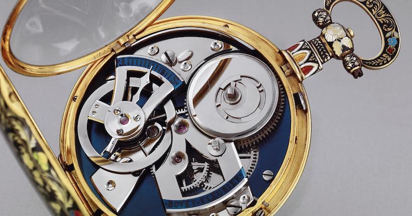 Bovet China Market Watches