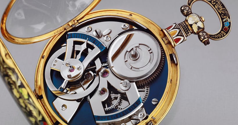 Bovet China Market Watches