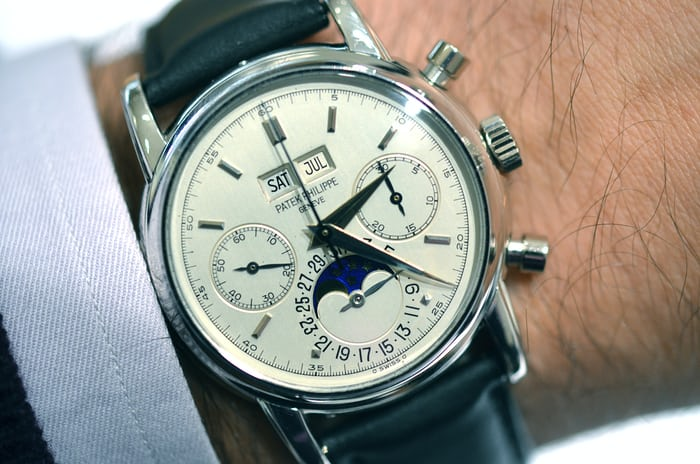 Patek Philippe reference 5004P