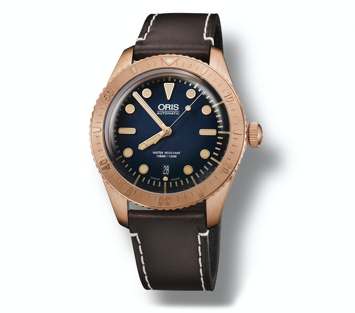 Oris Carl Brashear Divers Sixty-Five