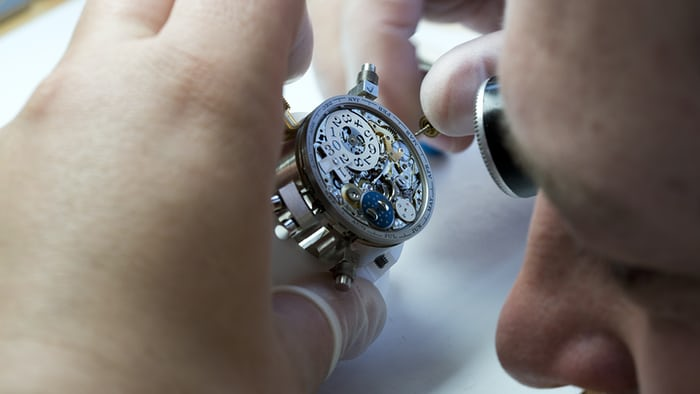A. Lange & Söhne Like You've Never Seen It Before