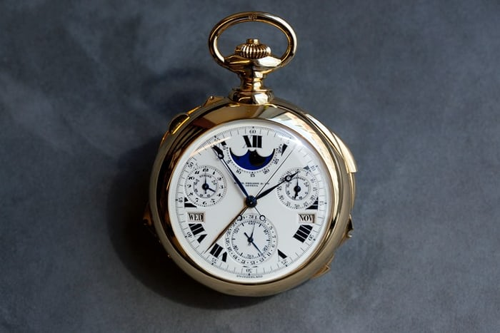 Patek Philippe Henry Graves Jr. Supercomplication
