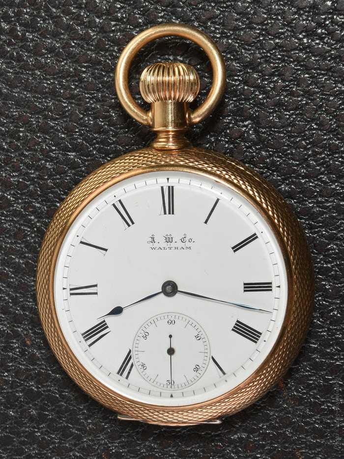"Waltham ""American Watch Company"" grade, 21 jewel, model 1872"