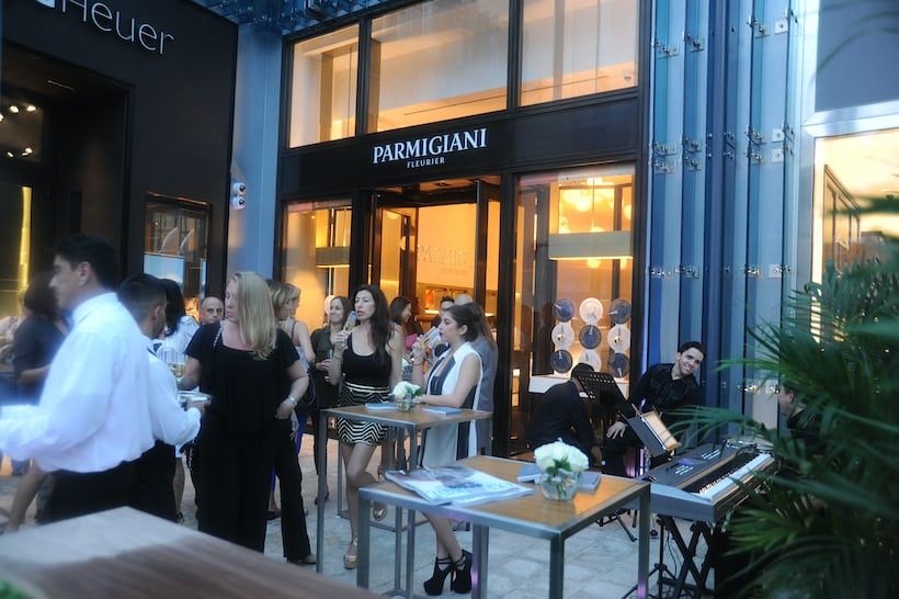 Le Studio Parmigiani, Miami Design District