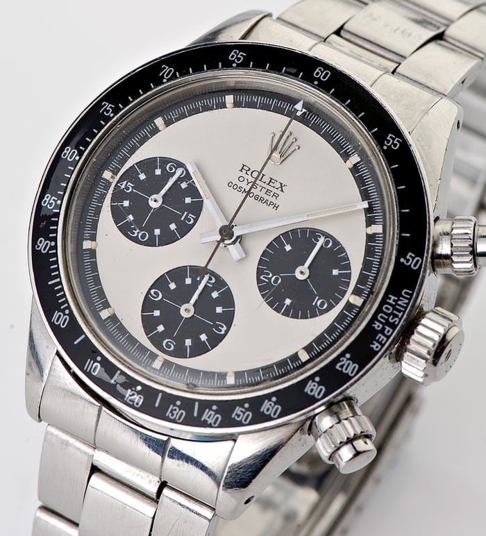 Rolex Daytona Reference 6263 With Paul Newman Panda Dial