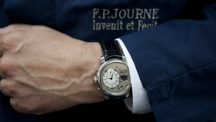 The Making Of F.P. Journe's Most Complicated Watch