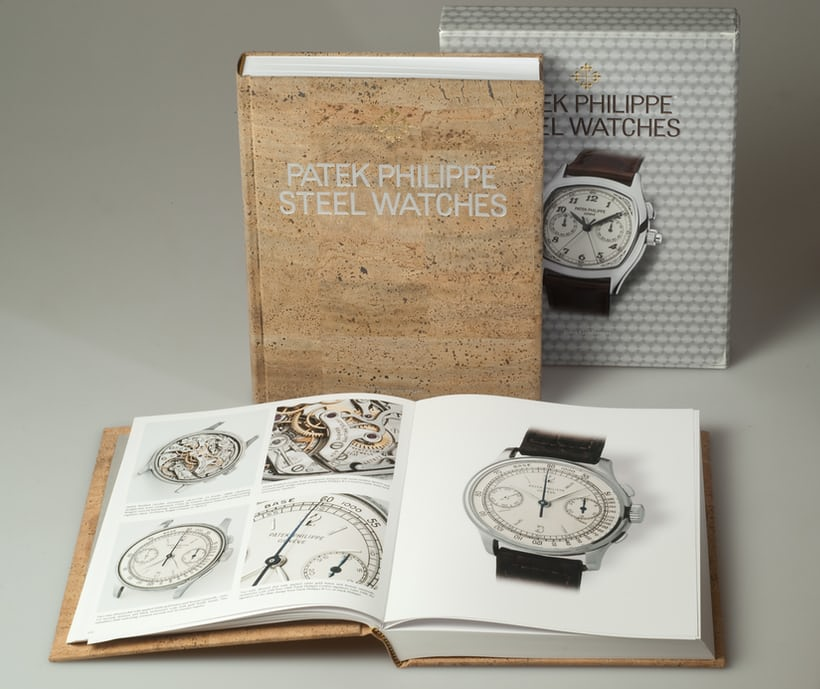 Patek Philippe Steel Watches John Goldberger