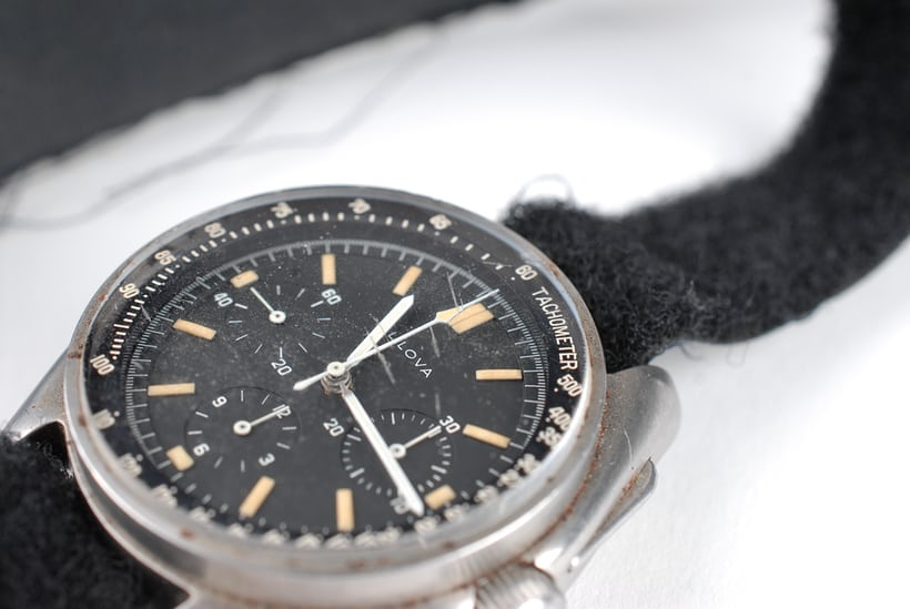Bulova Moonwatch sells for $1.3M