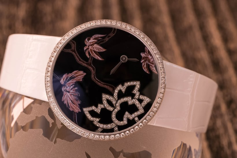 The Les Indomptables de Cartier Décor Watch