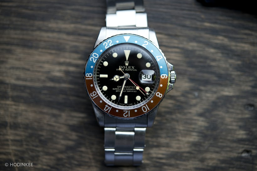 William Massena's Rolex GMT