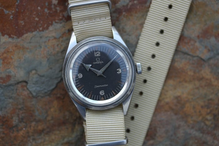Omega Railmaster Pakistan Air Force Reference CK 2914