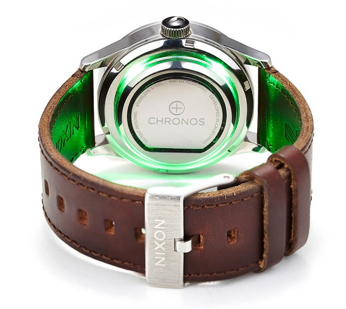 Chronos smart disc