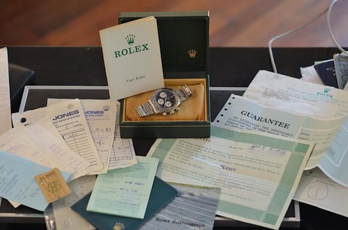 Rolex Daytona Reference 6265