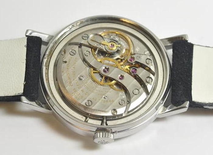 Patek Amagnetic Reference 3417 Caliber 12-400 AM