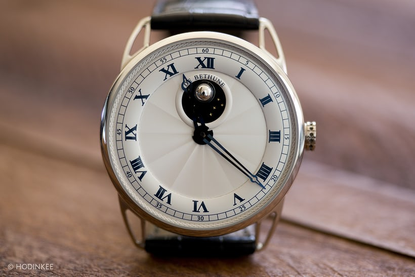 William Rohr's De Bethune