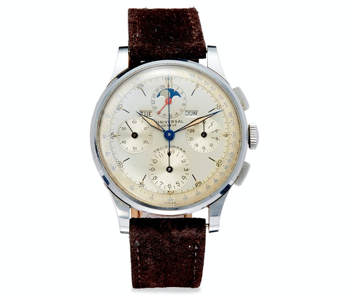 Universal Geneve Tri-Compax Reference 22536