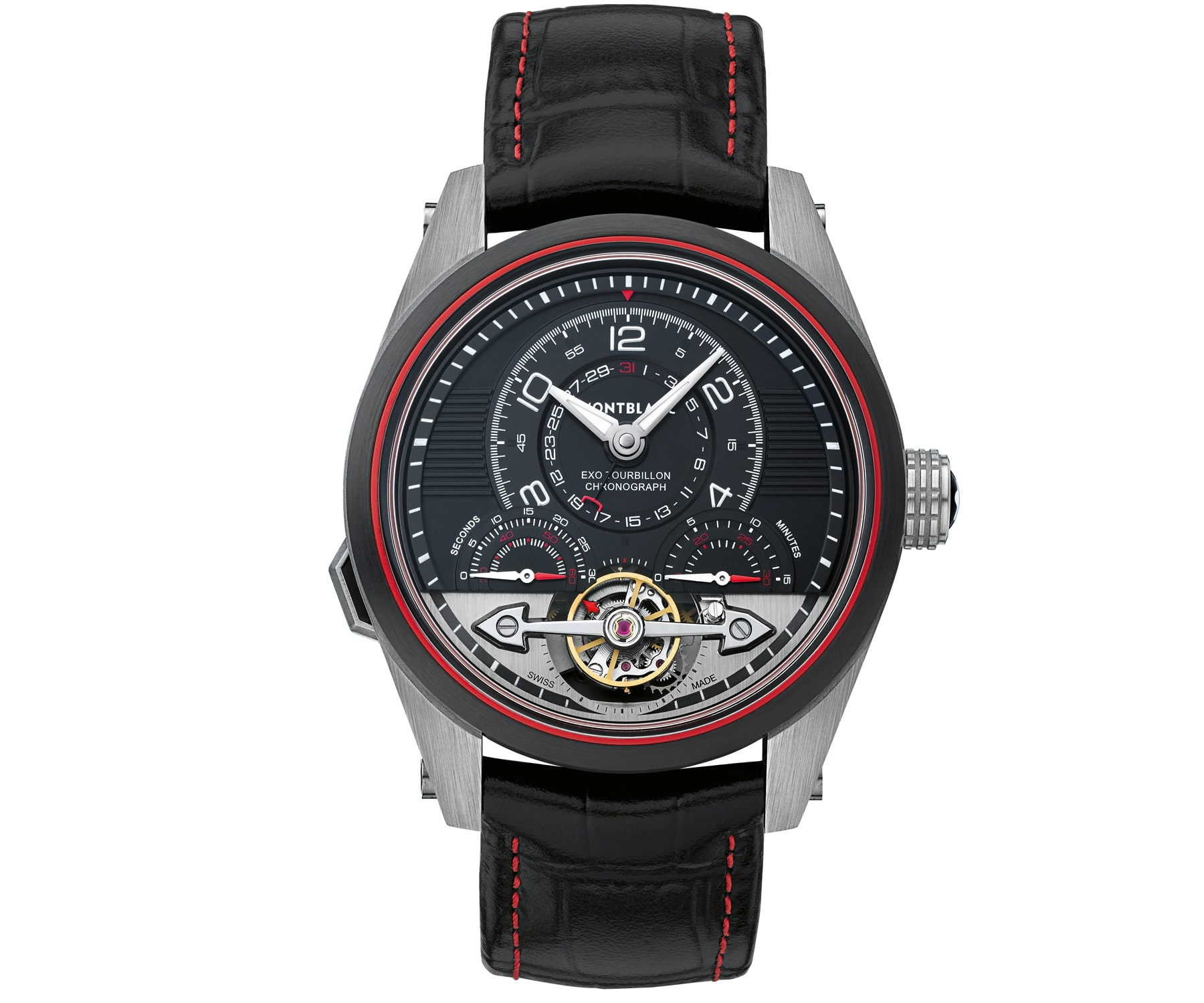 Montblanc TimeWalker ExoTourbillon Minute Chronograph Limited Edition 100