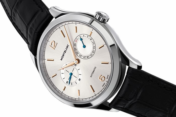 Montblanc Chronometrie Collection Twincounter Date