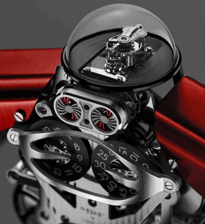 MB&F Melchior for Only Watch