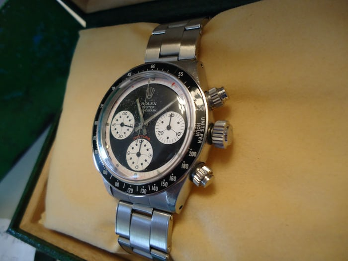 Fake Rolex 6263