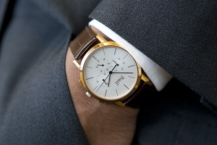 The Shockingly Thin Piaget Altiplano Chronograph Explained By Piaget CEO Philippe Leopold-Metzger