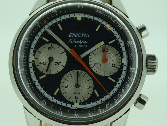 Enicar Sherpa Graph Reference 072-02-01