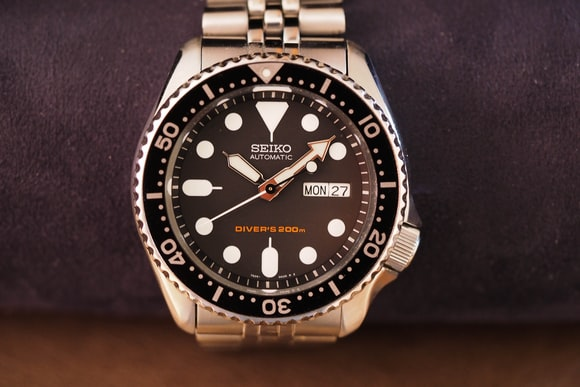 The value proposition the seiko skx007 diver 39 s watch - Seiko dive watch history ...