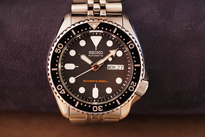The value proposition the seiko skx007 diver 39 s watch hodinkee - Seiko dive watch history ...