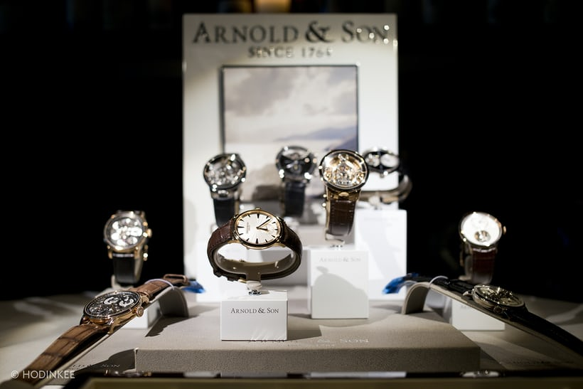 Arnold & Sons Watches