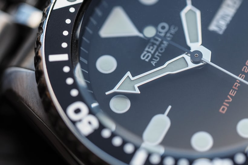 The Value Proposition: The Seiko SKX007 Diver's Watch - HODINKEE