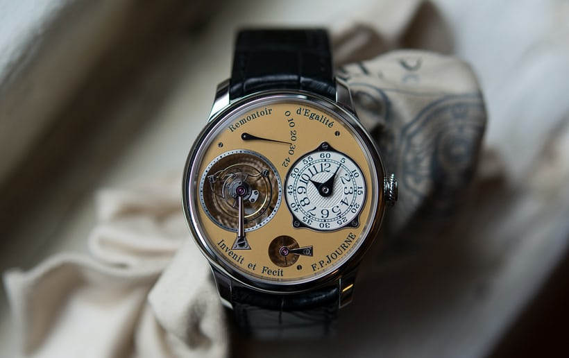 FP Journe Steel Set