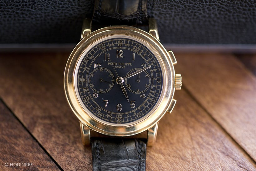 William Massena's Patek Philippe