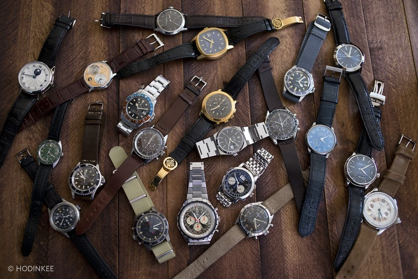 William Massena's watch Collection