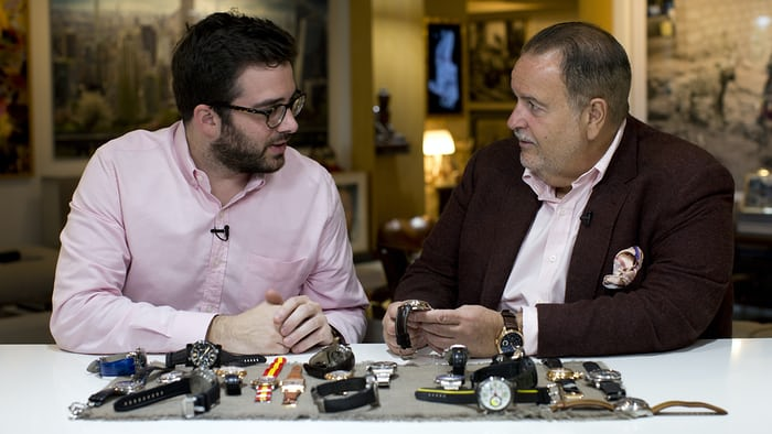 Talking Watches With Raúl De Molina