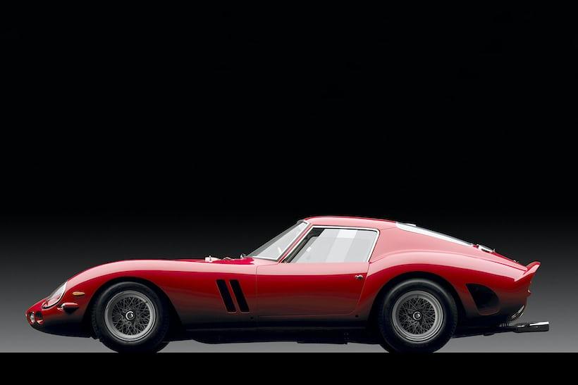 Ralph Lauren's Ferrari GTO