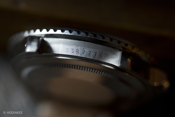 Rolex GMT Master Serial Number 1675