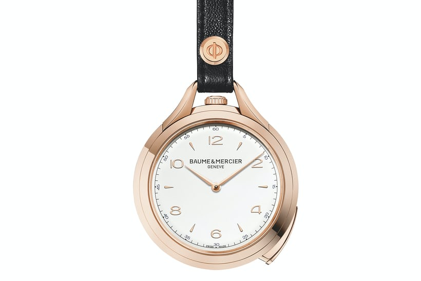 Baume & Mercier Clifton 1830 Pocket Watch