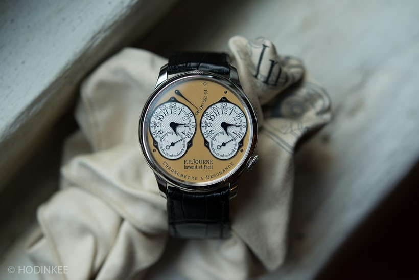FP Journe Steel Set Resonance