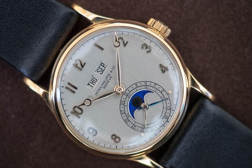 Patek Philippe Reference 1526 Perpetual Calendar