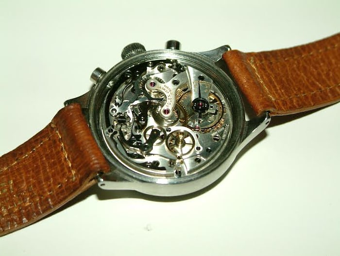 Rolex Chronograph Reference 3525 Valjoux 23.