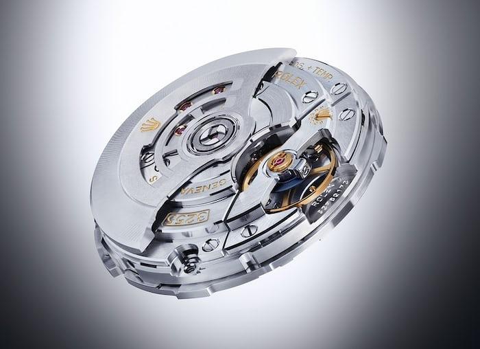 Rolex caliber 3255