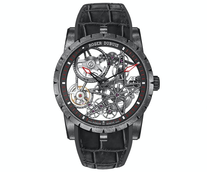 Roger Dubuis, Excalibur Skeleton Automatic