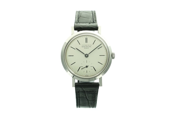 "Patek Philippe ""Tiffany & Co."" Calatrava, ref. 3418G"